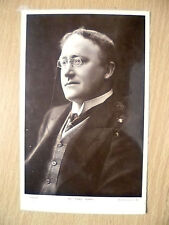 1906 Used Postcard- Theater Actors MR FRED TERRY, No. 1102 F