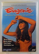 Eugenie ...The Story of Her Journey Into Perversion (DVD, 2004) - FACTORY SEALED