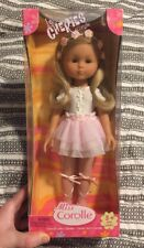 Corolle~Les Cheries~Camille~Ballerina~13 inch Fashion Doll New In Open Box