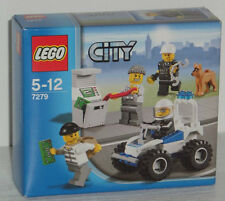 Lego City Police Minifigure Collection 7279 inkl. OBA u. Box
