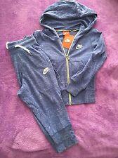 Nike Kids Girls Small Zip Up Hoodie & Joggers NWT