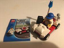 LEGO 40243 Poly Sac Voiture de course mensuel Mini Build New /& Sealed