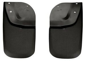 11- Ford F250 Rear Mud Flaps HUSKY LINERS 57691