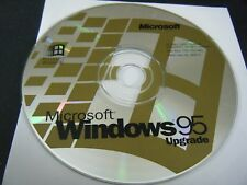 Microsoft Windows 95 Upgrade Replacement Disc