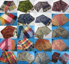 wholesale pashmina scarf 12 pcs shawls wraps mixed colors*Ship From US/Canada*