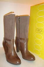 Circa Joan & David Womens NWB Xenobia Brown Boots Shoes 9.5 MED NEW