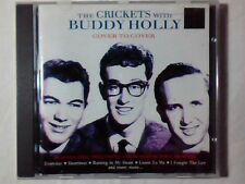 CRICKETS WITH BUDDY HOLLY Cover to cover cd