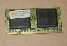 1GB DDR RAM Speicher Mustang Memory SO-DDR333 49128641