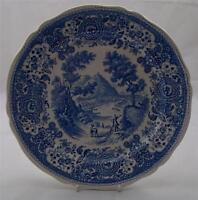Villeroy & and Boch BURGENLAND BLUE - small dinner plate 25cm