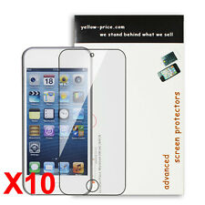 New 10 x Premium  Screen Protector for iPod touch 5th Gen 3 layers