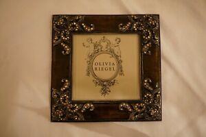 """Olivia Riegel Square Frame 5.5"""" x 5.5"""", no stand"""