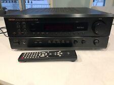 New ListingDenon Dra-685 Stereo receiver with dual-room/dual-source A/V output