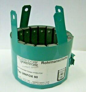 """Rohrmanschette Ostendorf Typ Unifox 90 Rohrabschottung"""" System PYRO-FOX"""""""