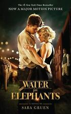 WATER FOR ELEPHANTS  BY  SARA GRUEN - PAPERBACK - BRAND NEW