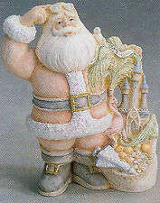 Ceramic Bisque Ready to Paint Florida Santa
