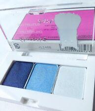 Shu Uemura - Eyeshadow Trio - Shoppete EYE-NEED-SHU TRIO 01 Blue