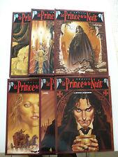 RE (très bel état) - Le Prince de la nuit (série complète de 6 tomes) Swolfs