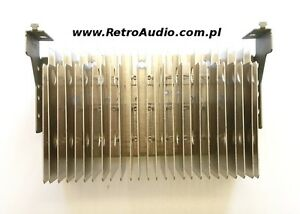 Technics SA-GX200L heatsink - RetroAudio