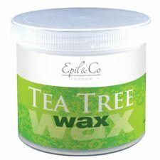 Epil & Co London Hair Removal Wax - Tea Tree 425 g