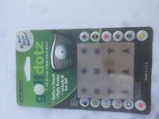 Golf Dotz ID Ball Marker Transfers - Spiders