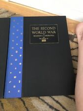 The Second World War Books By Winston Churchill And Life Books X2