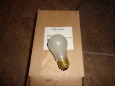 GENUINE NEW Electrolux Bottom Mount Fridge Lamp Light Bulb Globe EBM5100SC