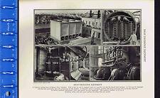 Heat Exchange Equipment - Argentina & Nebraska -1932 Historical Print + BONUS