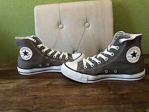 Womens Converse Chuck Taylor All Star Hi-Top Trainers - UK 6