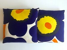 MARIMEKKO RARE ORIG VTG 1960'S SCANDINAVIAN MID CENTURY MODERN THROW PILLOWS