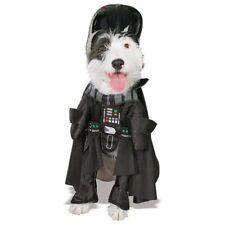 Star Wars Darth Vader Pet Costume Halloween Cosplay Dressup Rubies Medium