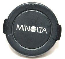 Minolta Genuine Original Vintage 49mm Front Lens Cap mc0730