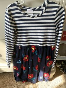 size 120 Hannah Andersson Girls dress