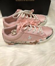 NEW Converse One Star Oxford Kid's Sneakers Sz 1🌸
