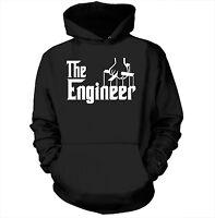 The Engineer Hoodie Gift For Engineer Hooded Sweatshirt Sweater