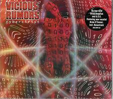 Vicious RUMORS-CYBERCHRIST/nuovo, STILL SEALED DIGIPACK-CD/W. Bonustrack