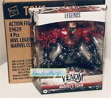 Marvel Legends Venom TOXIN 6? scale Figure Deluxe Brand New