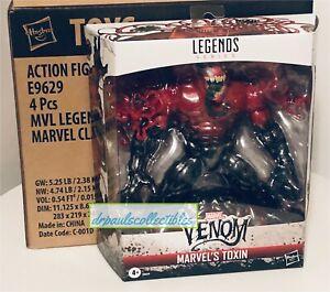 "Marvel Legends Venom TOXIN 6"" scale Figure Deluxe Brand New"