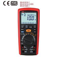 UNI-T UT505A 1000V Digital Handheld True RMS Megger Insulation Resistance Tester