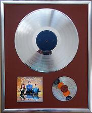 """The B-52's Good Stuff gerahmte CD Cover +12"""" Vinyl goldene/platin Schallplatte"""