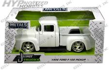 JADA 1:24 1956 FORD F-100 PICK UP DIE-CAST WHITE 99043