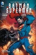 Batman Superman TP Vol 4 Siege by Greg Pak (Paperback, 2016)