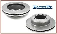 Set 2 Front Brake Disk/Rotor L & R 10 Lug FORD F350 F450 F550 Super Duty Vented