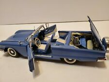 1958 Ford Thunderbird Convertible.Danbury Mint, Excellent Condition, with papers