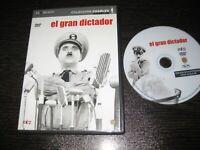 Il Grande Dittatore DVD Charles Chaplin