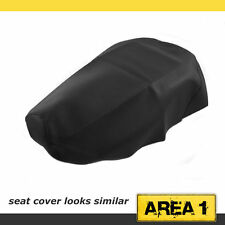 Seat Cover Malguti F12 Phantom 50 / 100 (up to 2004), Black