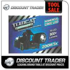 TOMCAT Platinum Headlight Powerful CREE T6 LED 800+ Lumens XTP005