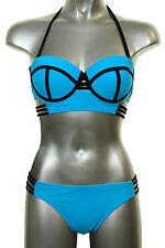 Colour Block Swimwear