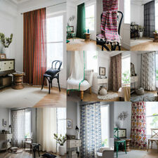 Ethnic Living Room Curtain Boho Curtain Bedroom Window Curtains Treatment Drapes