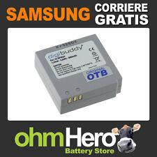 Batteria Alta Qualità per Samsung VP-HMX20C