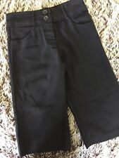 Girls size 12 Long Summer Black shorts New Great style dont miss out
